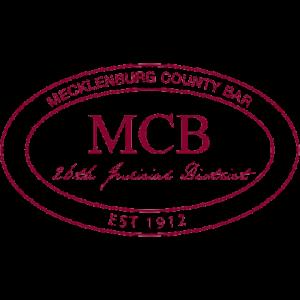Mecklenburg County Bar Association - MCB